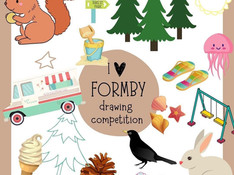 Easter Colouring Competition for Under 11's to win a year family pass for National Trust