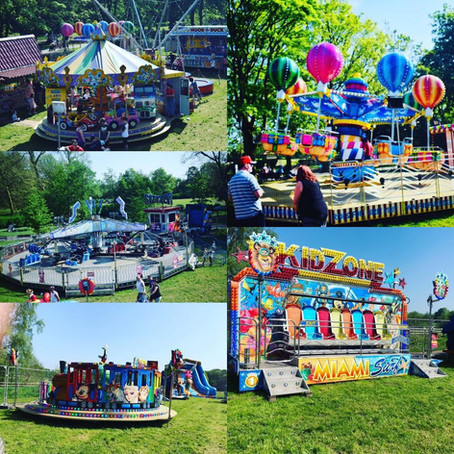 Festival at Formby Pool this weekend