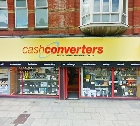 Police appeal for witnesses to a burglary at Cash Converters in Southport on Wednesday 21st April