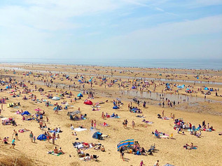 Formby beach saw the most missing children reports over May Bank Holiday weekend than anywhere else