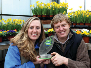 Sunnyfields is UK Young Grower of the Year 2017 and suppliers to the Grand National for 10 years
