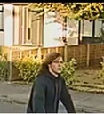 Merseyside Police issue CCTV images in an appeal after burglary in Hightown