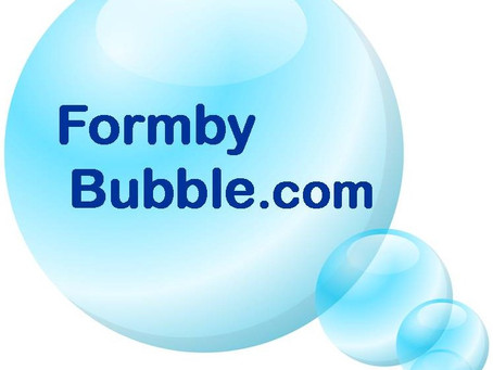 The return of Formby Bubble newspaper has been delayed until November