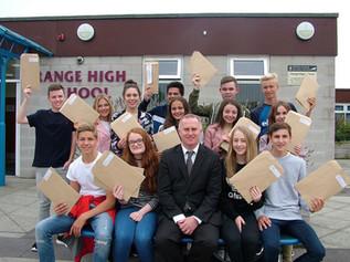 Headteacher of Range High School, Mr Aldridge is sadly leaving the school at the end of Summer term