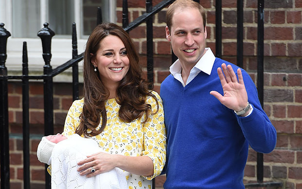 Prince William and Kate with baby Princess.jpg