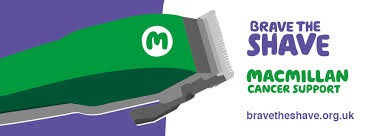'Brave The Shave' for Macmillan at Southport Community Church