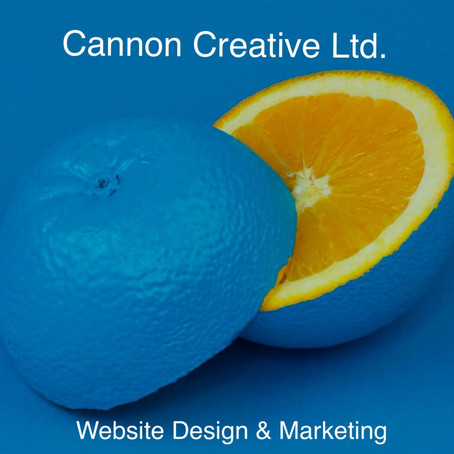 Cannon Creative offer a full range of website design and marketing services across Sefton