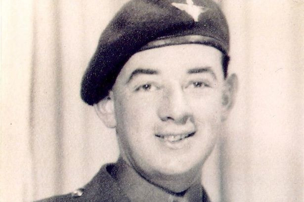 Major Ellis 'Dixie' Dean who parachuted in to Normandy on D-Day.jpg