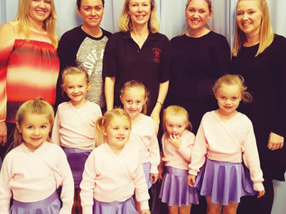 Two generations of Selby girls love their dance classes in Formby