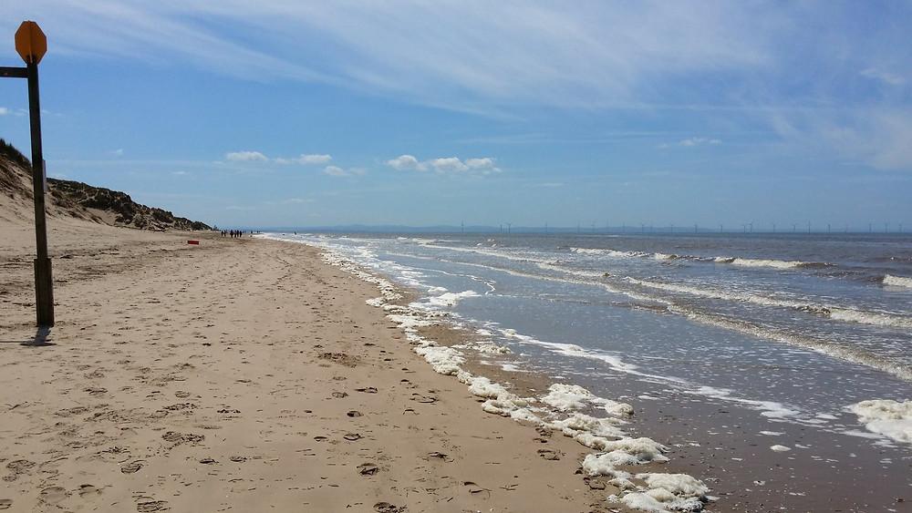 Formby Beach - Sharon Cottam.jpg