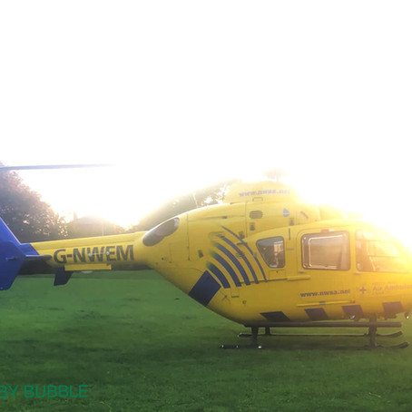 Baby in Sefton sadly passed away after being airlifted to hospital