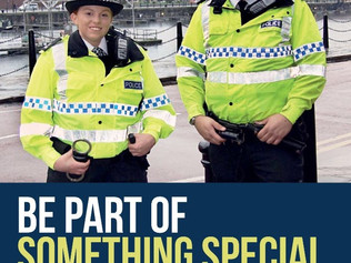 Merseyside Police are currently recruiting Special Constables