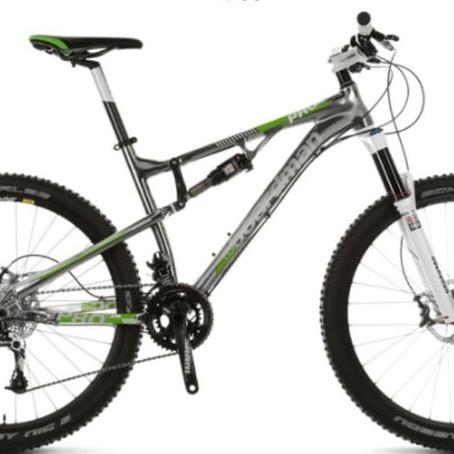 Reward offered for bike stolen in Formby