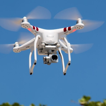 Three people arrested after drone spotted being flown near to Aintree racecourse
