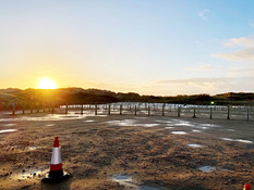 National Trust Formby beach car park is closed from today for resurfacing works