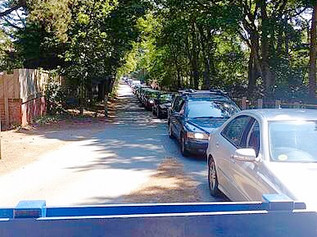 National Trust Formby car parks are already full, queues a mile long