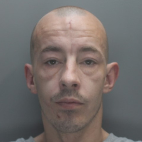 Police are appealing for help in tracing Peter Brian Davies in connection with numerous burglaries