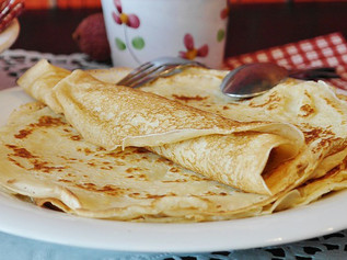 Be flipping careful while cooking this Pancake Day
