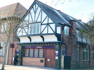 Natwest Bank in Formby is closing down