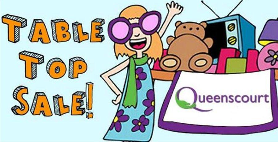 Queenscourt Hospice - Table Top sale.jpg