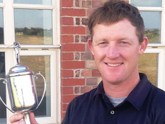 Parry wins 2 & 1 Victory over Matt Harrison
