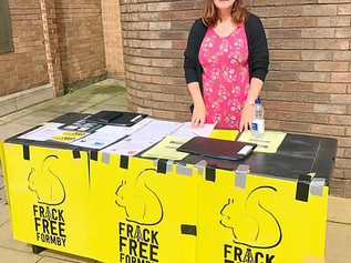 Frack Free Formby Public meeting this Tuesday at 7:30pm at Gild Hall