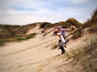 Devils Hole in Formby - What is it? Have you been there?