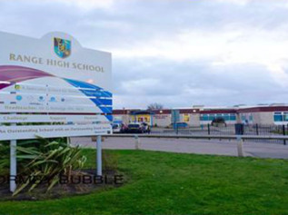 Range High School letter to all the parents/Carers of their children returning to school tomorrow