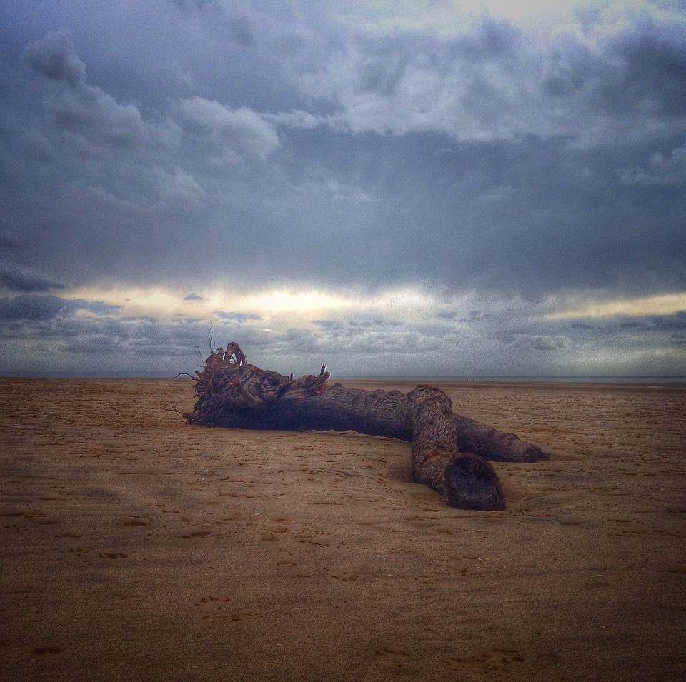 Dramatic Formby Beach - by Jason Griffiths.jpg