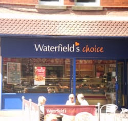 Part time sales assistant at Waterfields in Formby