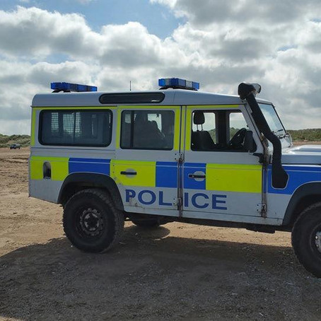 Merseyside Police offer safety advice about visiting the beach this Bank Holiday weekend