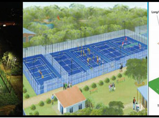 Range High get involved in the Battle for new Formby sports facility