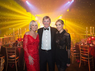 Over £300,000 raised at Marina Dalglish Grand Ball in Formby Hall
