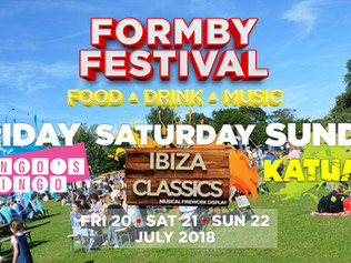 Over 10,000 people set to descend on Duke Street Park this weekend for the Formby Festival