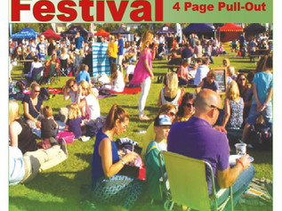 Formby Festival is finally here. Line up of events and acts for the weekend