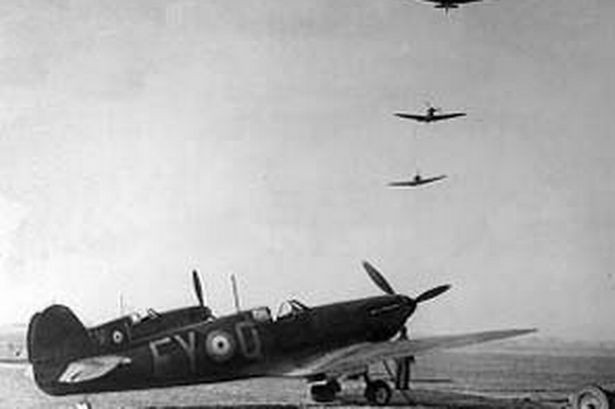 Spitfire Squadron stationed at RAF Woodvale during WW2.jpg