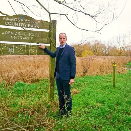 Road through Rimrose Valley has not been supported by the courts, says MP