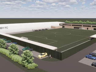 Plans by Hugh McAuley for a new Lidl Food Store in Formby and an impressive Sports Zone