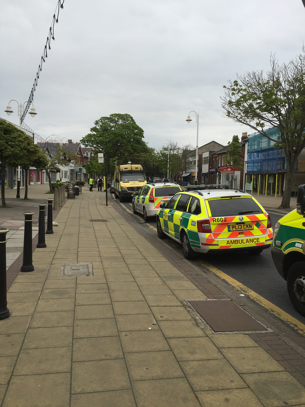 Incident in Formby Village 22nd May 2015 (4).JPG