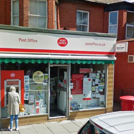 Police appeal for information after an explosion and burglary at a Post Office in Crosby