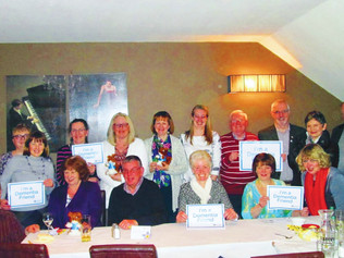 Formby Rotary Group learn about becoming Dementia Friends