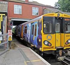 Trains cancelled on Southport Line due to a person sadly being hit by a train in Hightown area
