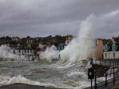 Hurricane Gonzalo could bring huge storm to batter Britain this weekend....