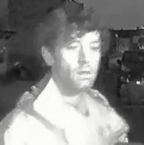 Police investigating a burglary in Bootle are looking for this man to assist with their enquiries