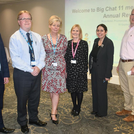Biggest turn out yet for Big Chat health event in Southport
