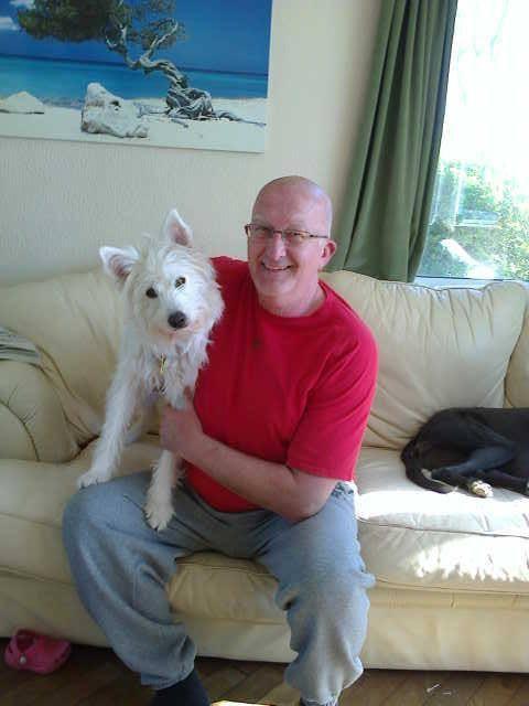 A dog called Wanda - Tony Johnson.jpg