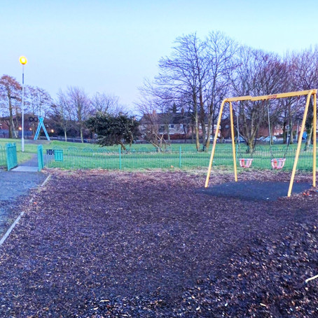 Baby boy mauled by dog in a park in Sefton as he played on the swings