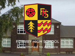 Formby High School are looking to fill the position of IT Technician