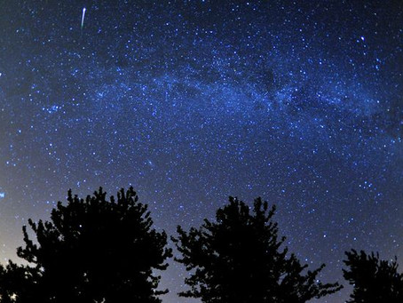 Perseid meteor shower is lighting up the sky over Formby tonight