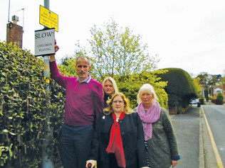 MP backs campaign to cut speeding traffic in Formby